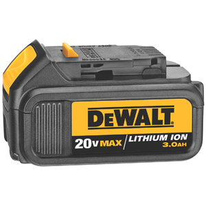 Black And Decker Inc 20V Max 3.0 Ah Li-Ion Battery Pack at Sears.com