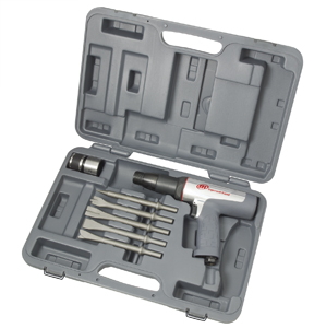 INGERSOLL RAND CO Long Barrel Air Hammer Kit with Chisels at Sears.com