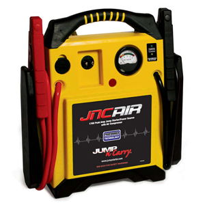 Jump-n-Carry 1700 Peak Amp 12 Volt Jump Starter With Air at Sears.com