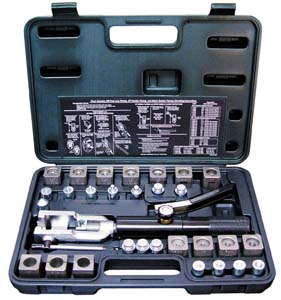 Mastercool Universal Hydraulic Flaring Tool Kit at Sears.com
