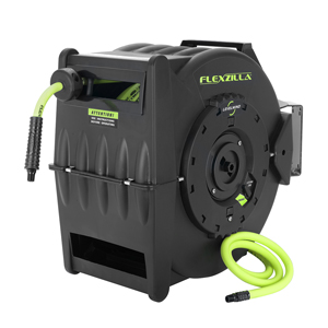 "Legacy Levelwind Retractable Hose Reel 3/8""X50' Flexzilla at Sears.com"