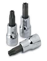 "SK HAND TOOL  LLC T20 Tamper-Proof Torx Bit Socket 1/4"" Drive at Sears.com"