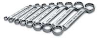 SK&#174 8 Piece 6 Point Short Deep Mm Offset Box End Wrench Set