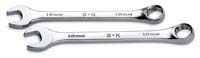 SK&#174 15Mm 6 Point Combination Wrench Long Super Chrome