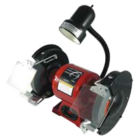 "Sunex 8"" Bench Grinder W/Light at Sears.com"