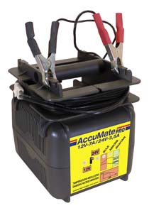 TecMate Accumate Pro 12/24 Charger Maintainer For 12V & 24V at Sears.com