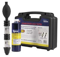 U-VIEW Hydro Carbon Radiator Leak Cooling System Tester at Sears.com