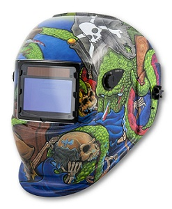 Vaper Pirate Auto Darkening  Solar Powered Welding Helmet at Sears.com